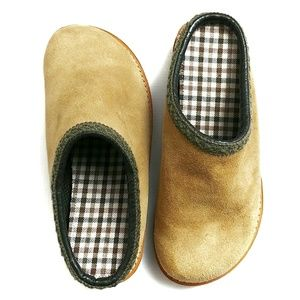Simple Shoes - Simple Suede Bravado Clog Slip On 6.5 Unisex